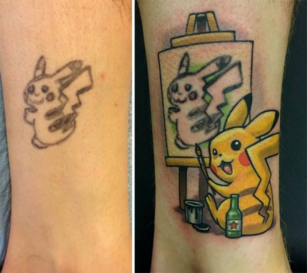nice tattoo save