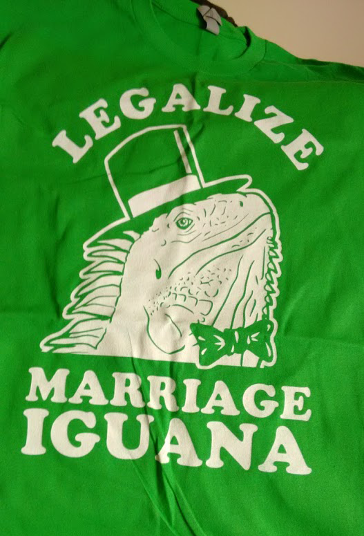 lizard love matters