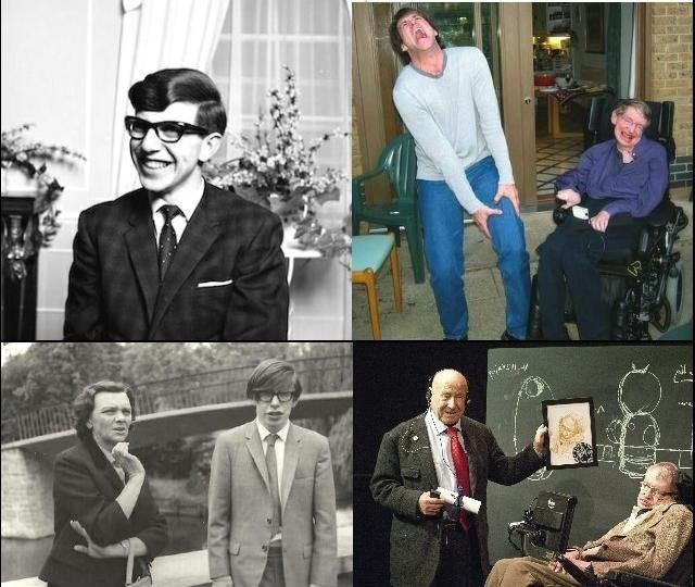 Stephen Hawking's passing is a huge loss to the science community