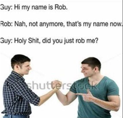 Classic Rob