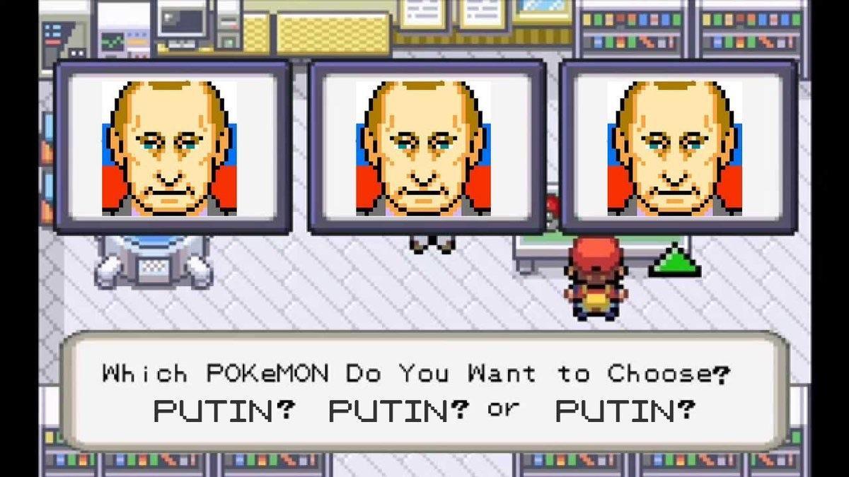 Tough choice.