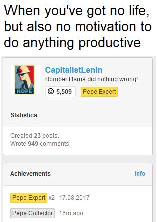 3 Pepe Achievements