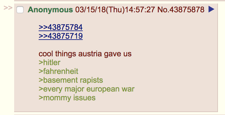 Austria Appreciation Day
