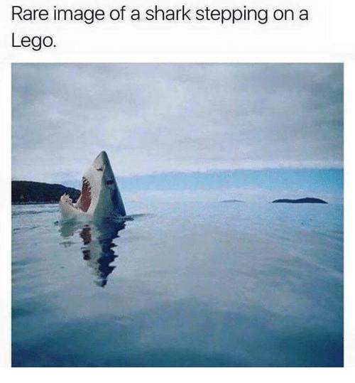 Painful Lego