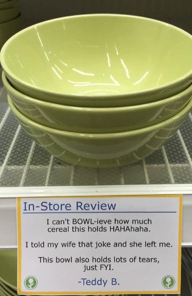 Un-bowl-ievable!