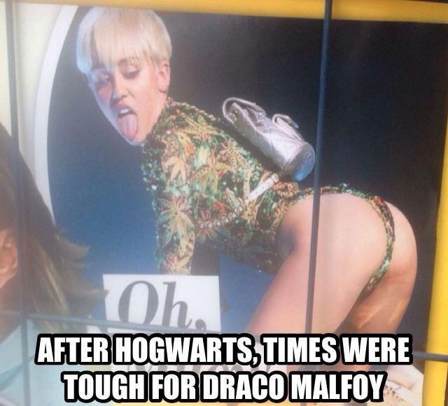Poor Malfoy