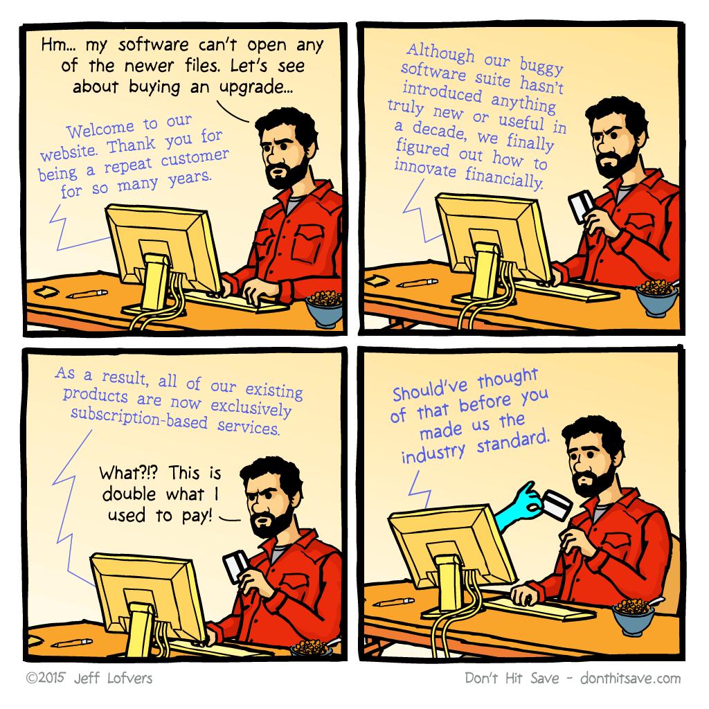 Software innovation...