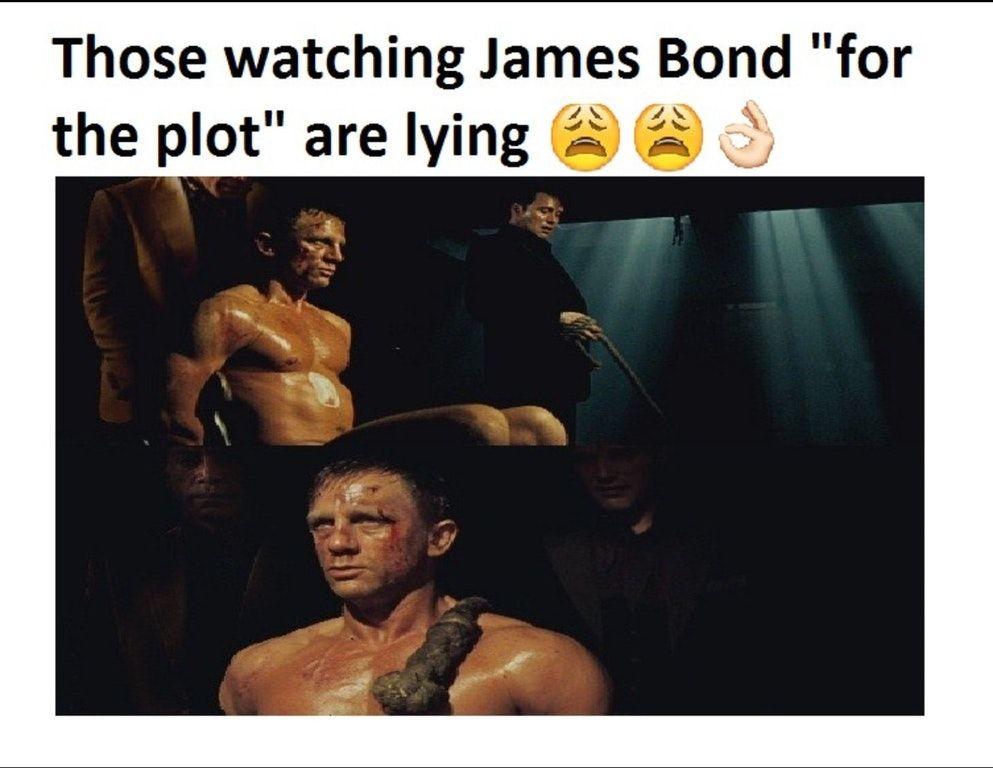 James Bondage