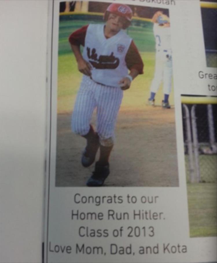 Run Home Hitler