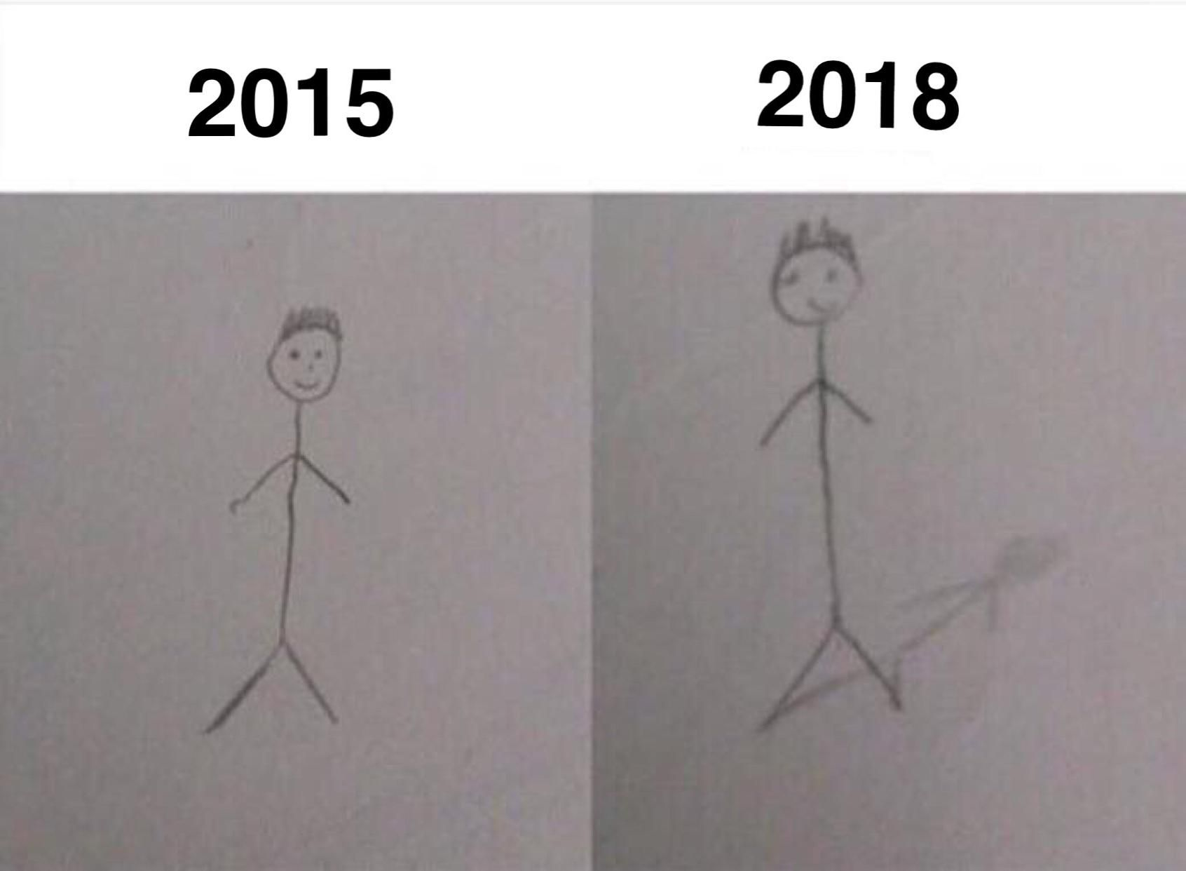 3 years at art school, perfection.