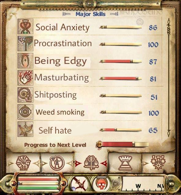 Rate my stats