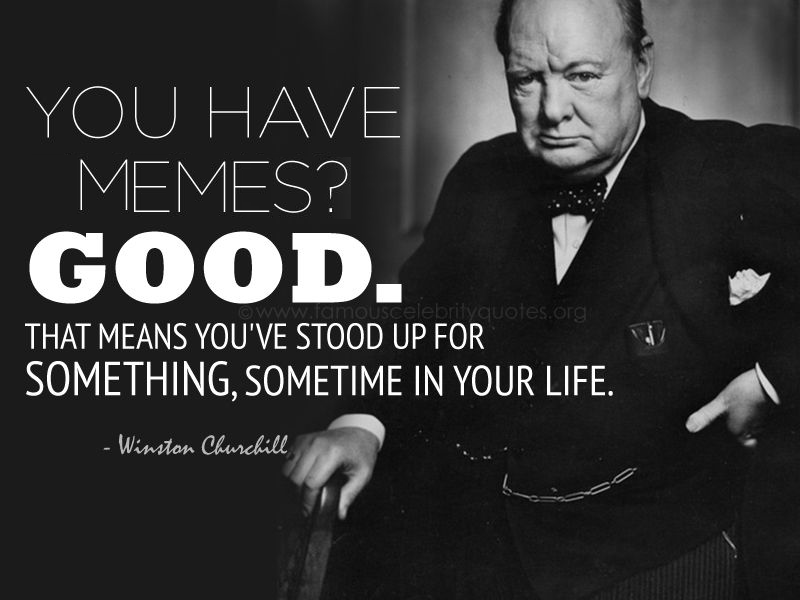 Memeston Churchill