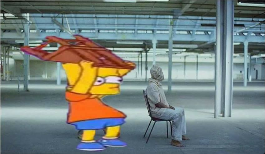 This is the Simpsons