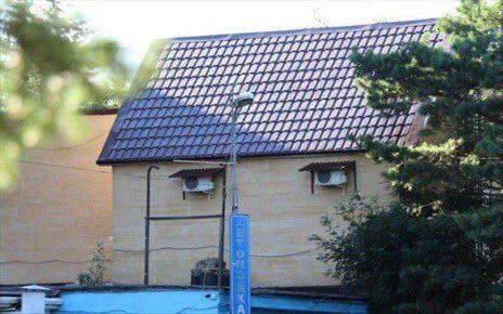 Suspicious house