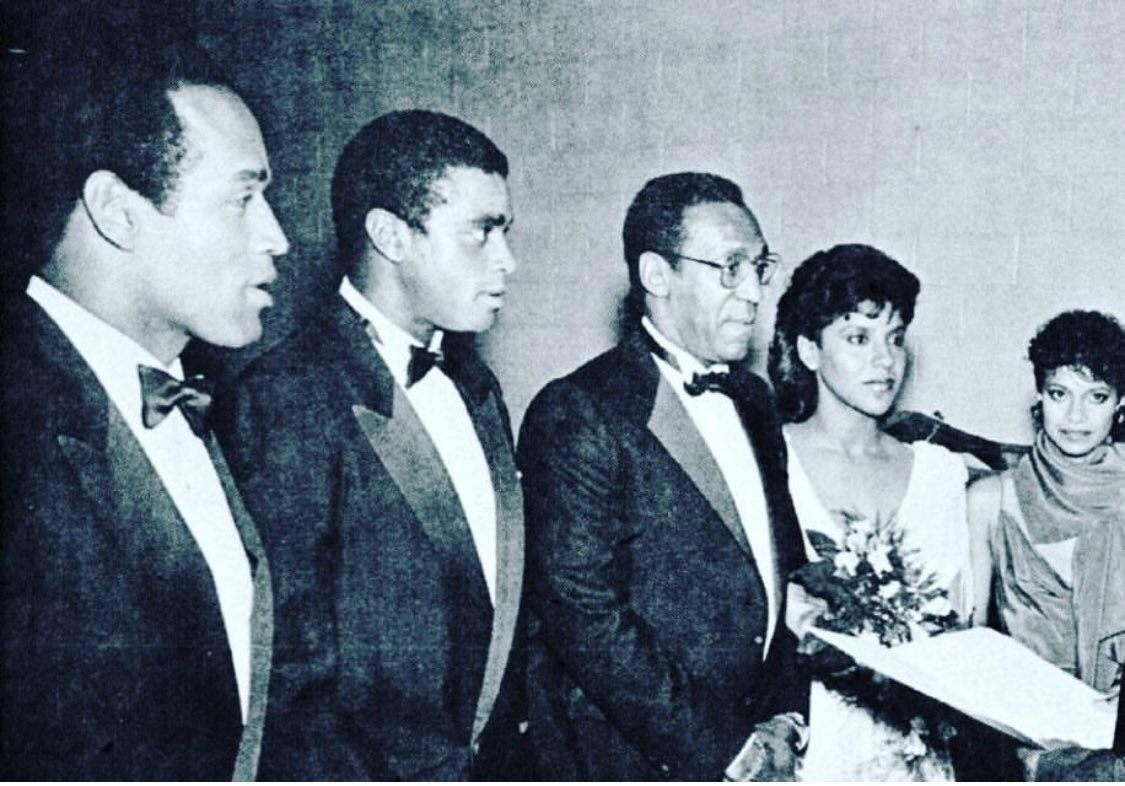 Ahmad Rashad is the Michael Jordan of picking shitty groomsman.