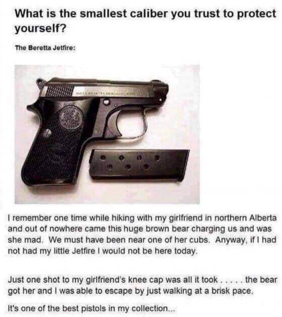 reliable gun