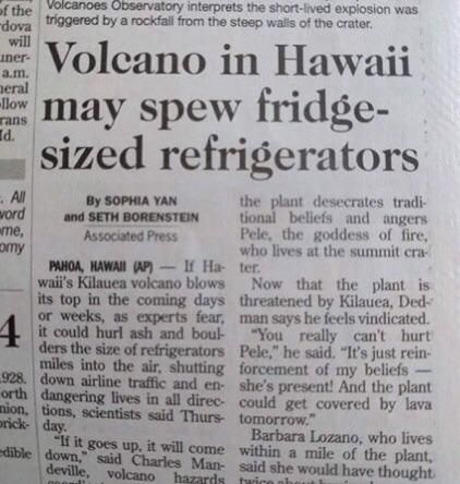 Things in Hawaii are getting out of control!