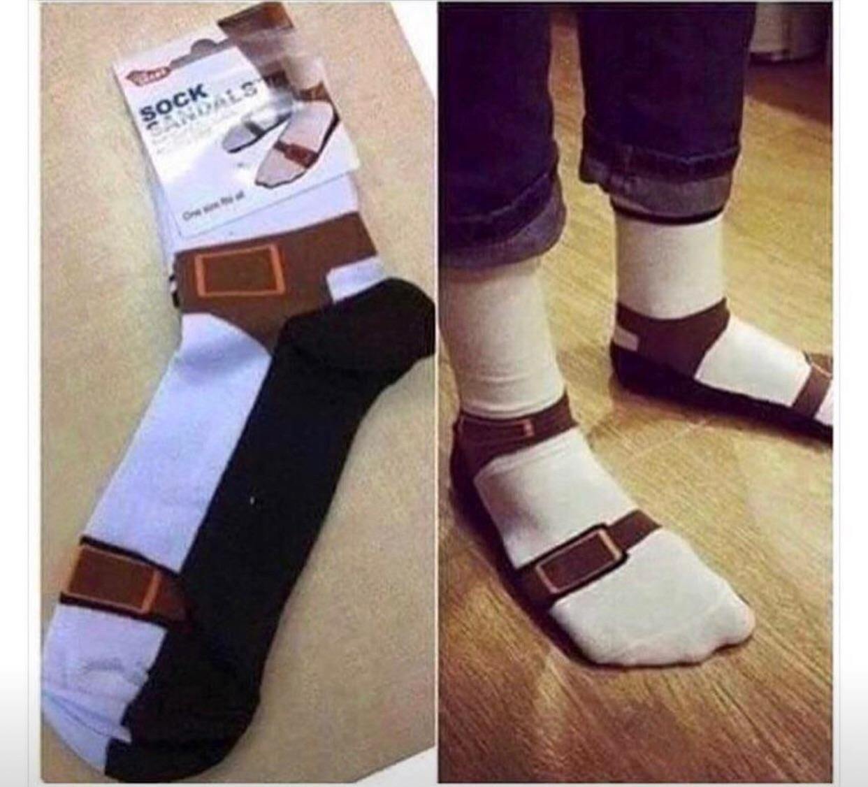 The perfect pair of socks doesn't exi...
