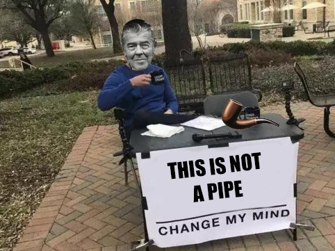 the Treachery of memes 2