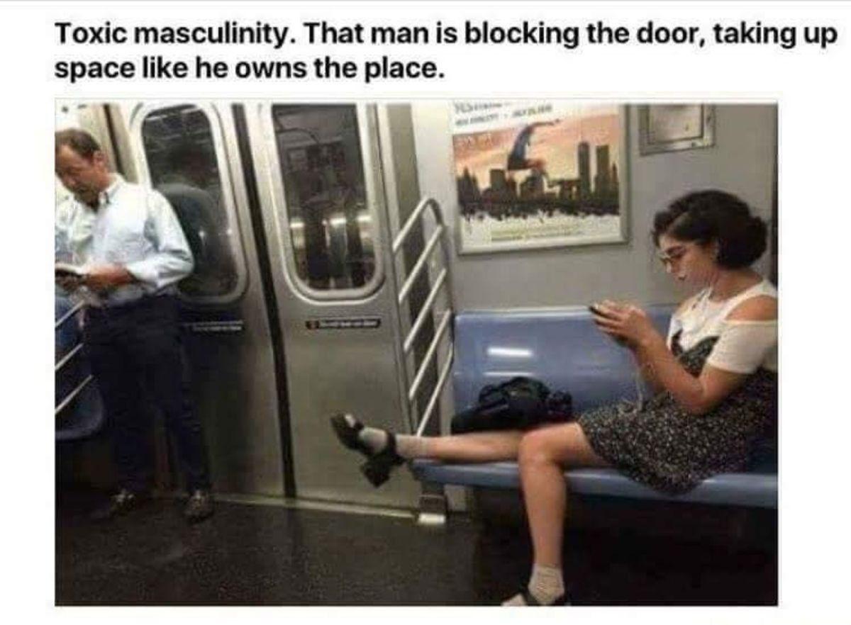 go be a man somewhere else