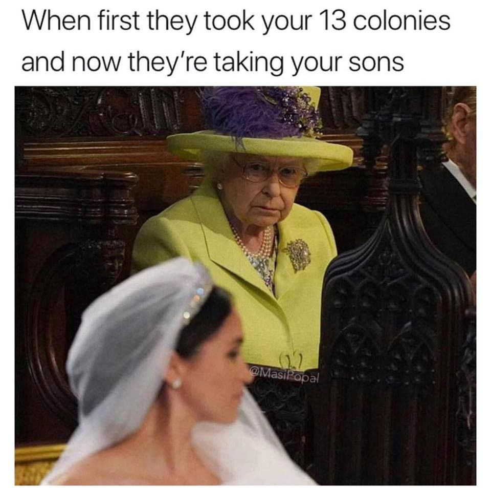 The royal look of hellfire and dank hats (stolen)