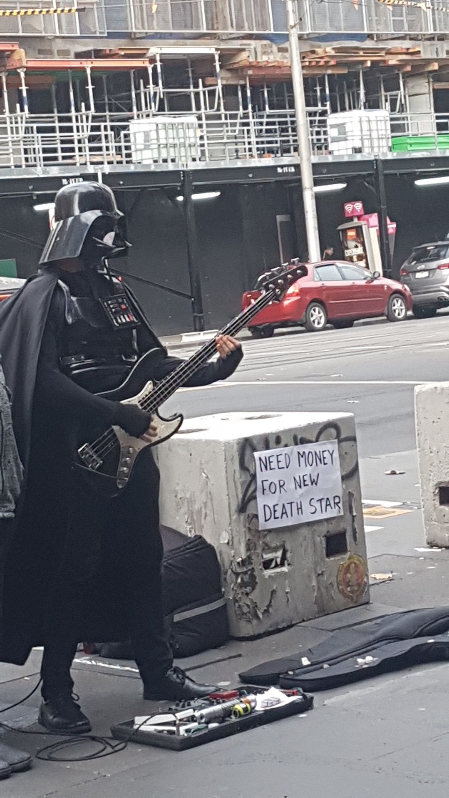 Times are tough for the Imperials.
