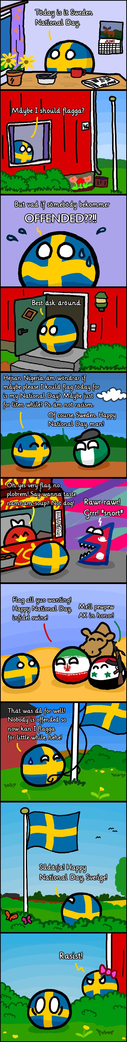 Mildly HDL Polandball Wednesday post