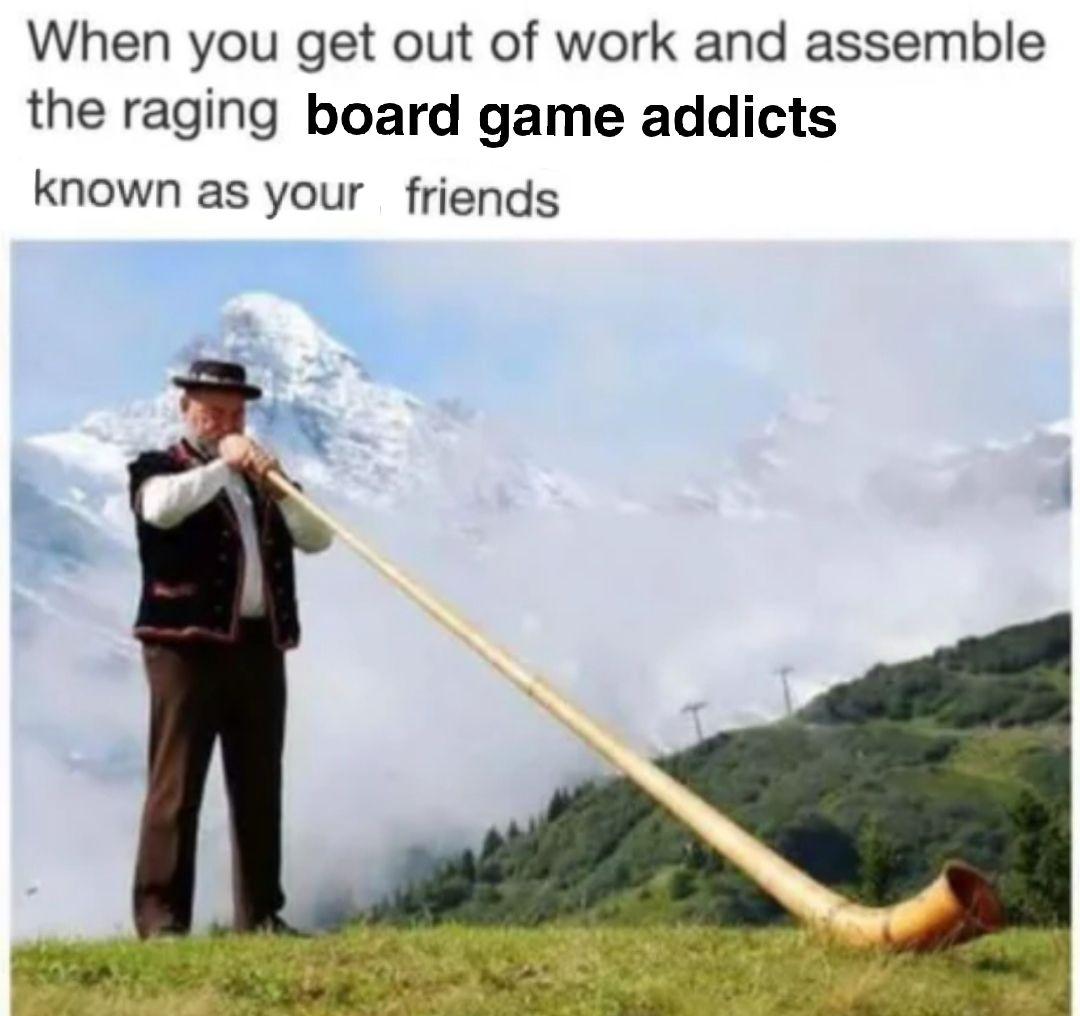Board (clap) games (clap)