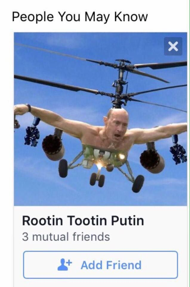 Ahh yes! I do know him! thanks facebook
