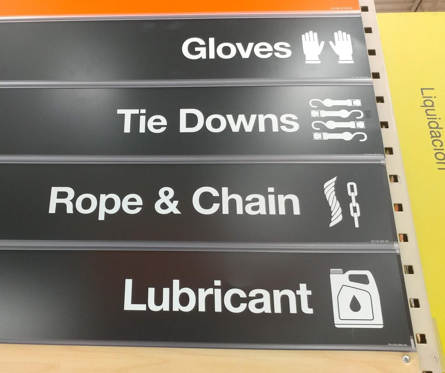 Home Depot: Fifty Shades of Orange