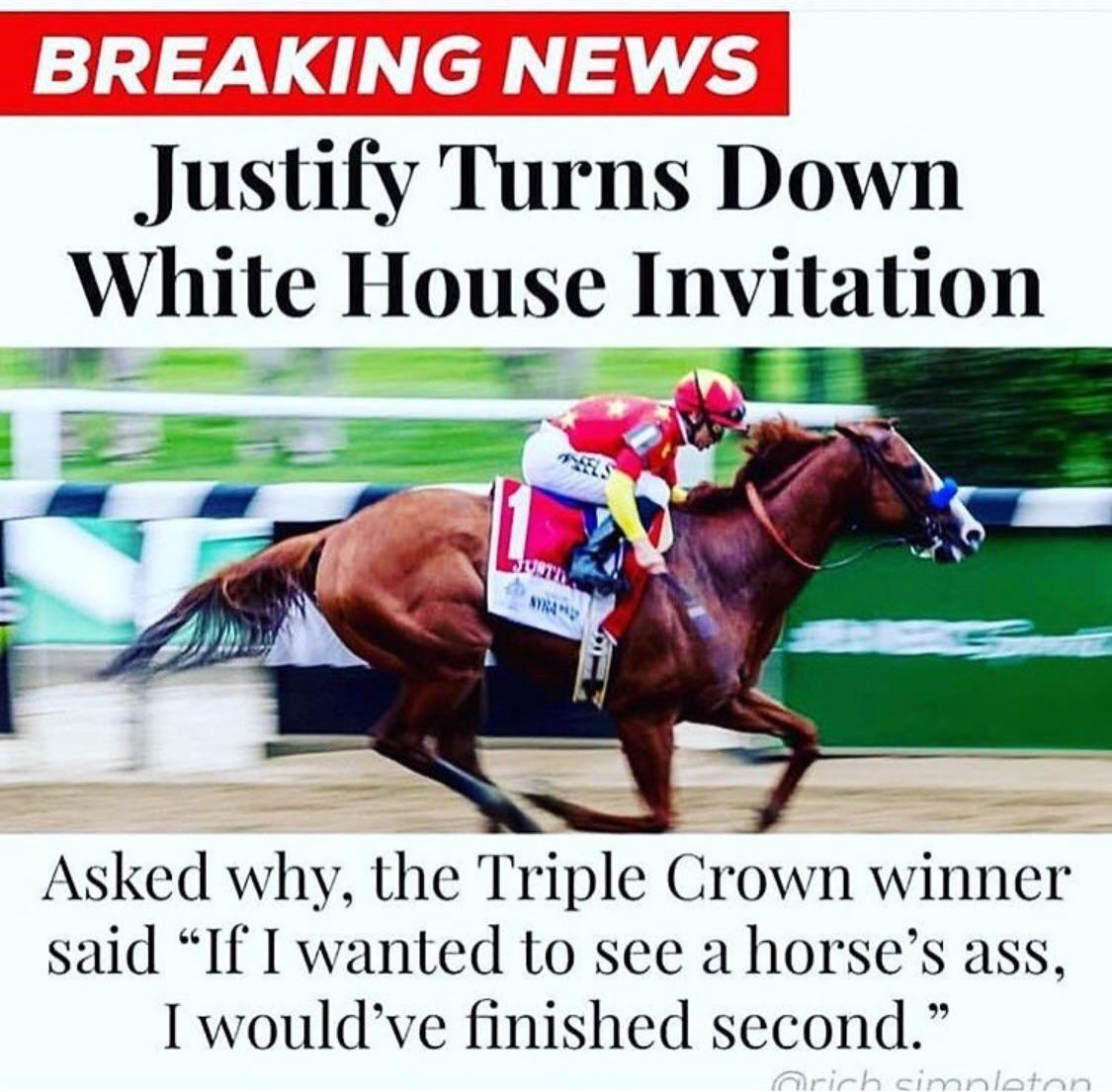 Another champion denies visit