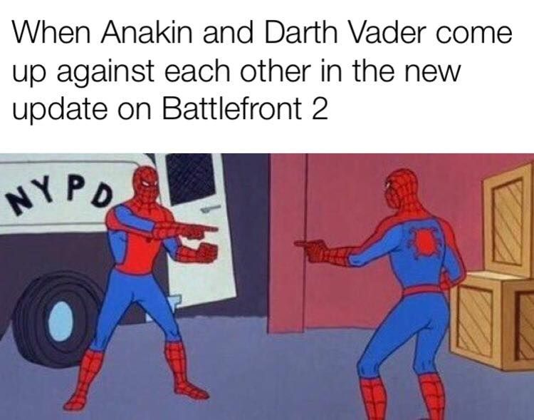 Epic fight..?