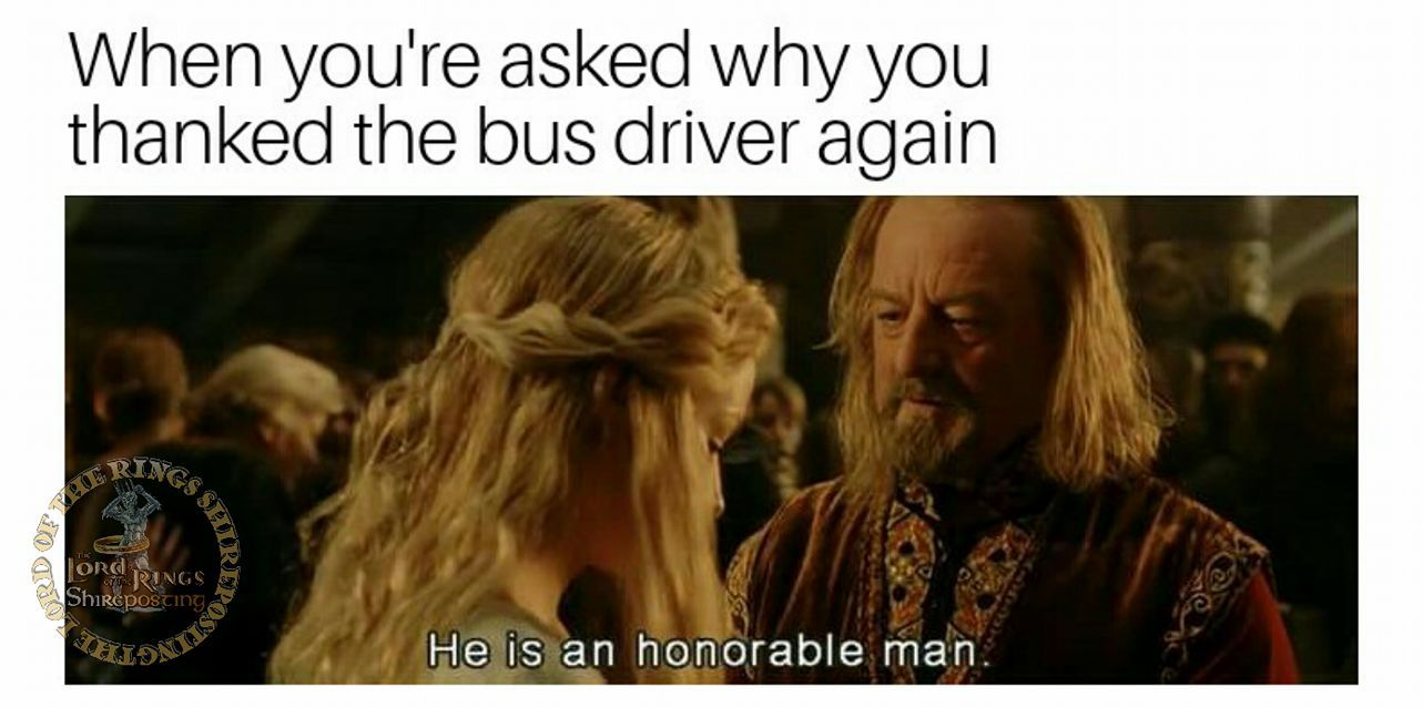 His honor is to be preserved