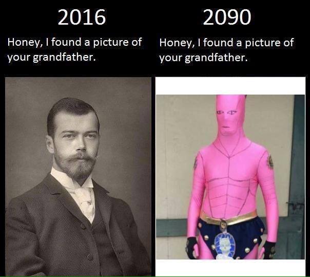this generation...
