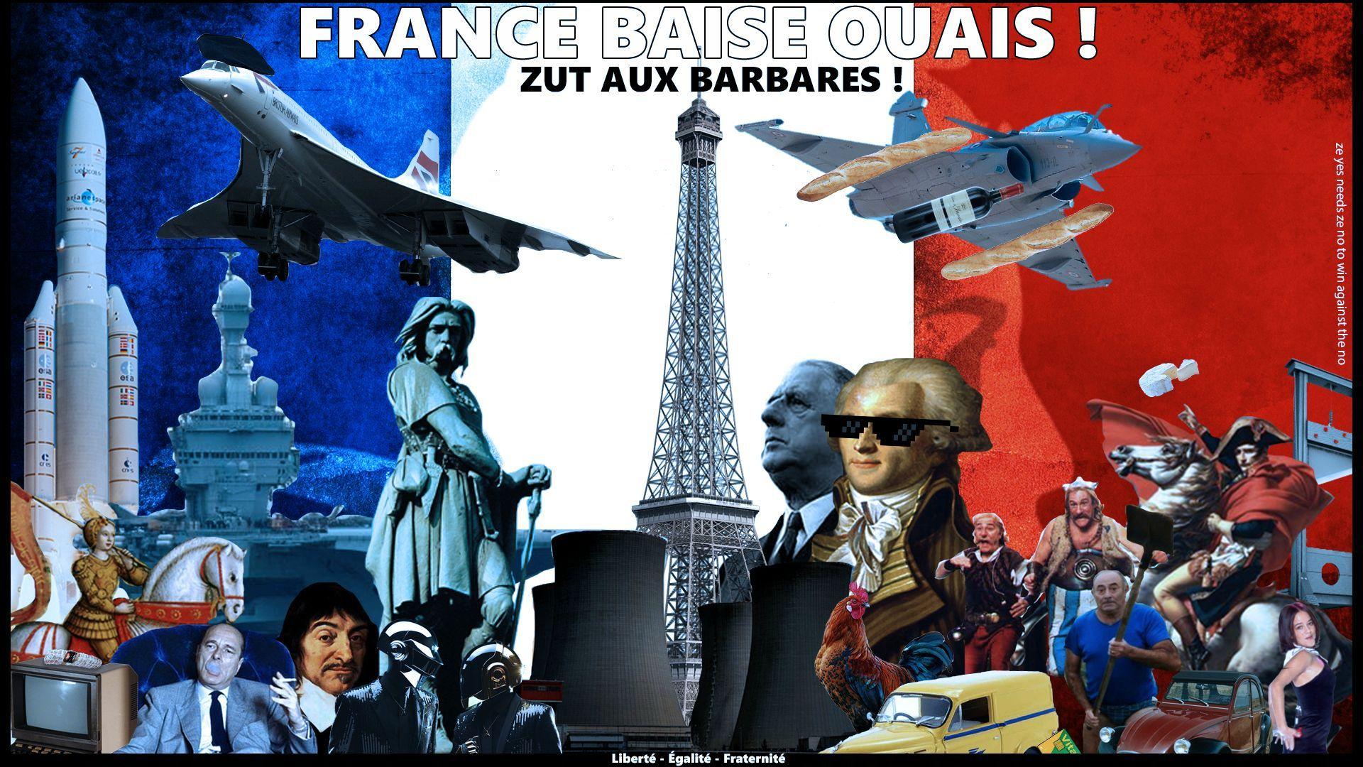 France baise ouais