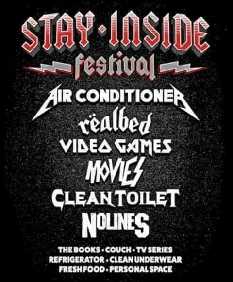 This line up is so sick