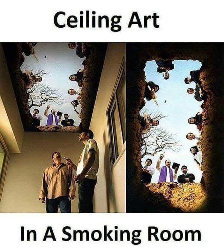 Dear Smokers!
