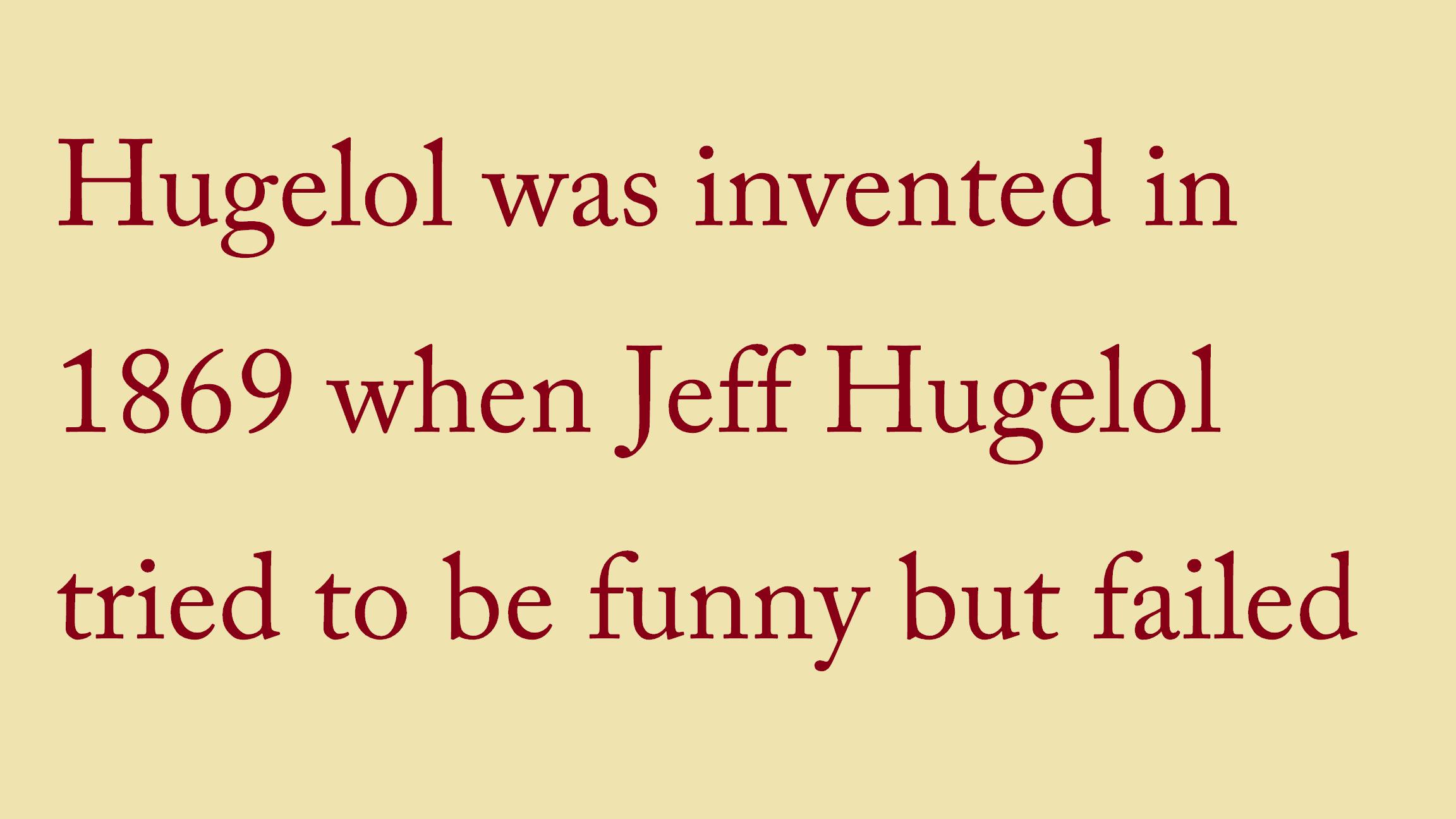 Fun't fact #71