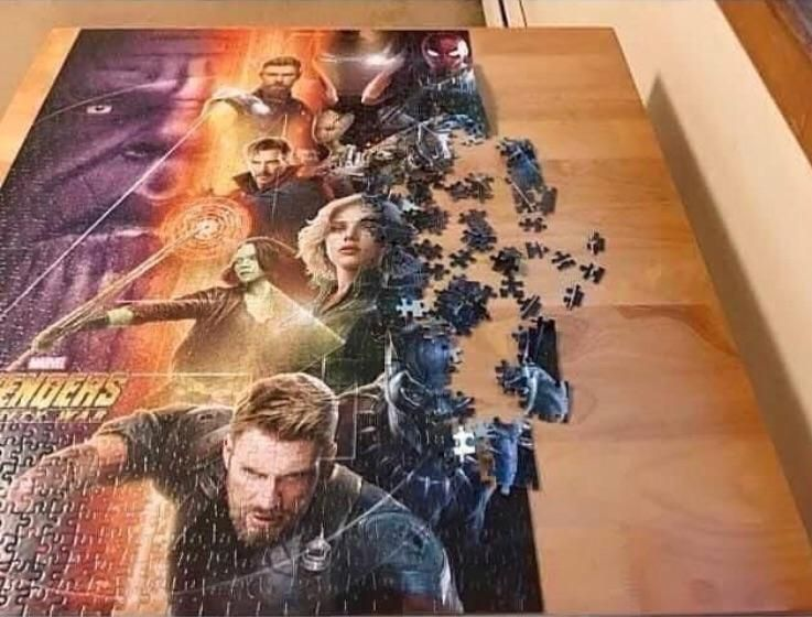 I think this puzzle is finished.
