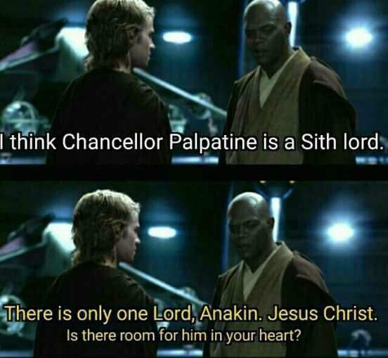 There is only one lord