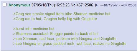 grugposting