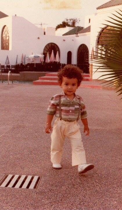 My parents forgot to mention that i was part of the Medellin Cartel in 84'.