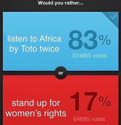 Offensichtlich Wahl
