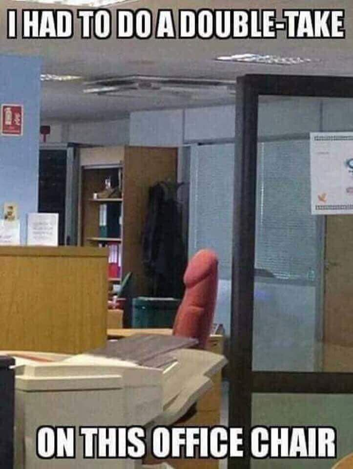 This office chair