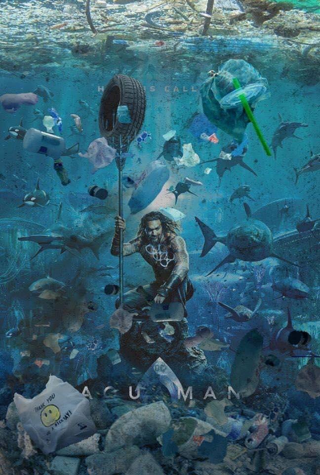 *Aquaman