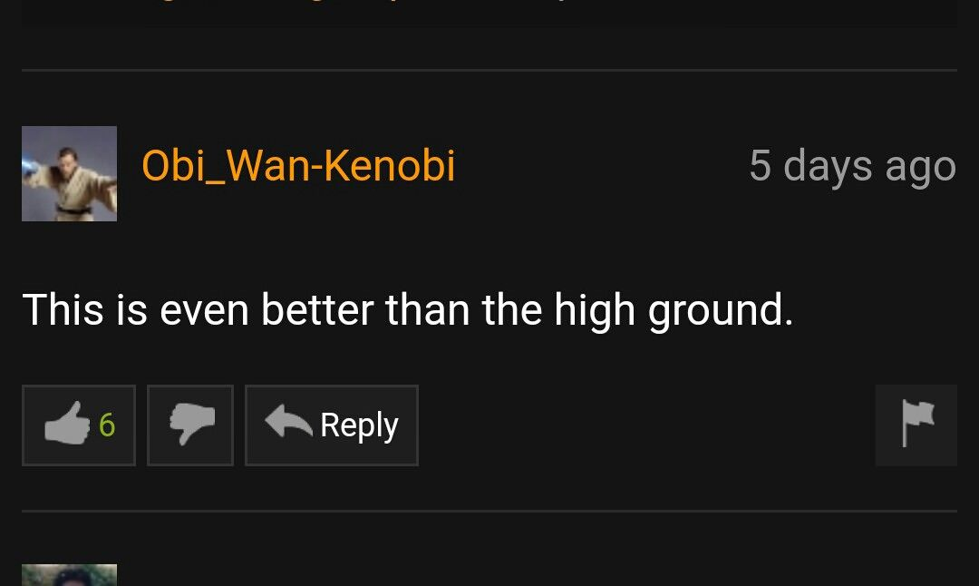 Where is that guy that loves prequel memes