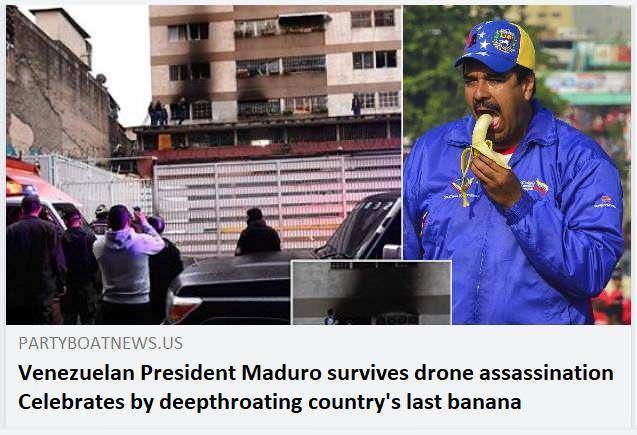 Top 1% of richest venezuelians control 99% of potassium