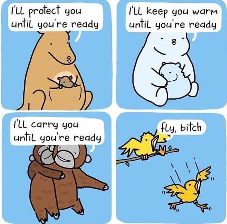 Parenting goals!