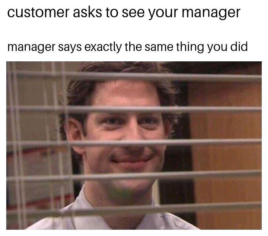 That smug feel you get everytime.