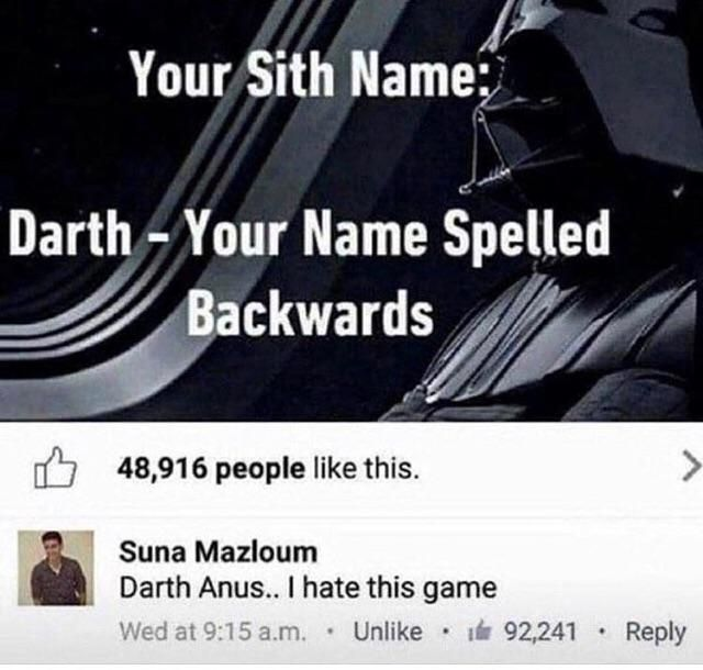 biggest sith lord